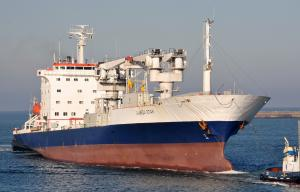 Photo of ALMEDA STAR ship