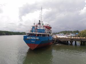 Photo of INDIMATAM V ship