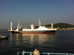 Photo of PETROPAVLOVSK ship