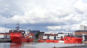 Photo of ESVAGT BETA ship