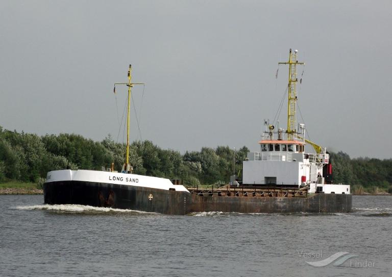 LONG SAND (MMSI: 210206000) ; Place: Kiel_Canal/ Germany