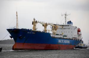 Photo of BALTIC PRIDE ship