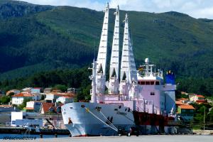 Photo of SCOMBRUS ship