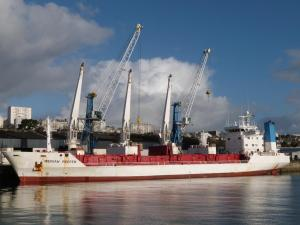 Photo of AUXIS ship
