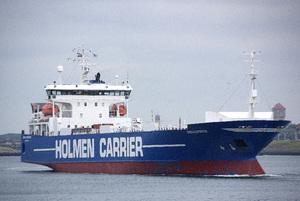 Photo of EXPORTER ship