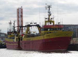 Photo of GLENROSE ship