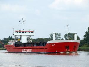 Photo of GALA ship