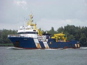 Photo of REMUS ship