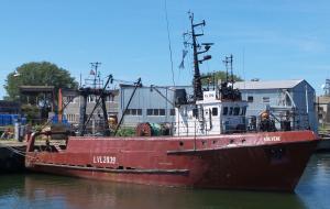 Photo of ALBATROSS-1 ship