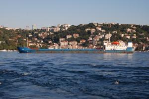 Photo of URLA ship