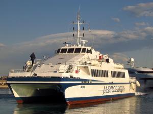 Photo of SILBA ship