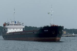 Photo of GALAN ship