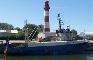 Photo of AURI ship