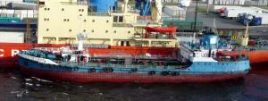 Photo of PAKRI ship