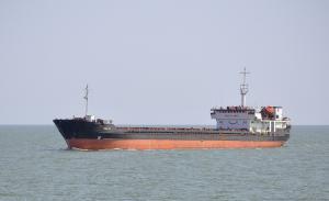 Photo of ELGA 1 ship