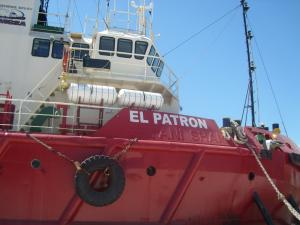Photo of EL PATRON ship