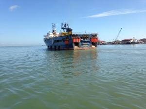 Photo of FAIRFIELD NEWVENTURE ship