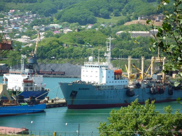 Φωτογραφία του πλοίου DALMOS