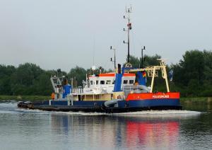 Photo of MAASMOND ship