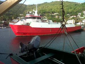 Photo of BEQVIA_EXPRESS III ship