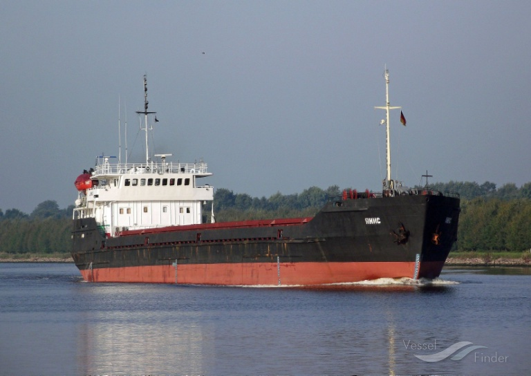 JANIS (MMSI: 273435220) ; Place: Kiel_Canal