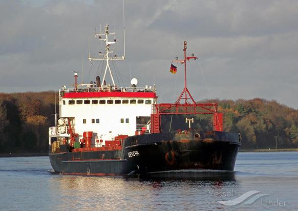 SHEKSNA (MMSI: 312074000) ; Place: Kiel_Canal