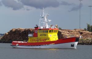 Photo of ASTRA ship