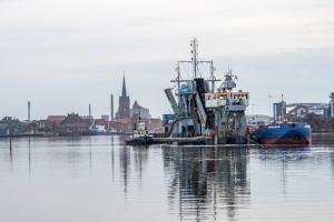 Photo of AJAX R ship
