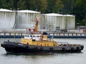 Photo of MEZHENETS ship