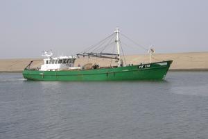 Photo of YE116 ELISABETH ship