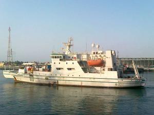 Photo of CS ETISALAT ship