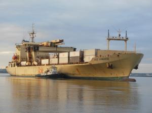 Photo of DOLE HONDURAS ship