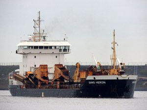 Photo of SAND HERON ship