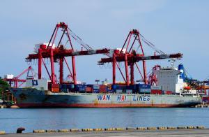 Photo of WAN HAI 202 ship