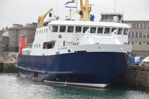 Photo of EARL THORFINN ship