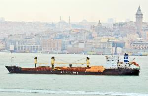 Photo of JOY M ship