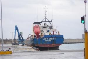 Photo of LADY ARZU ship