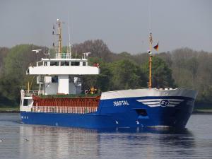 Photo of ISARTAL ship