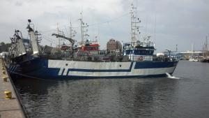 Photo of F/V KOL-120 ship