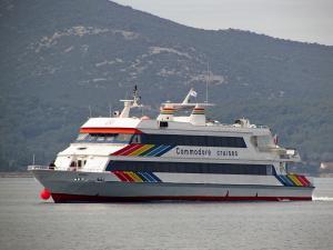 Photo of DORA ship