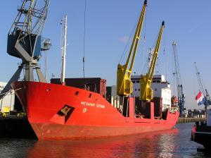 Photo of MEKHANIK PYATLIN ship