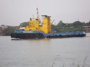 Photo of SST OLMECA ship