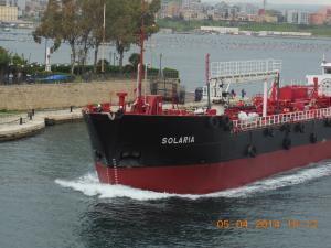 Photo of SOLARIA ship