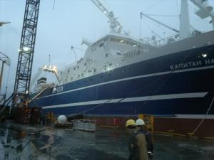 Photo of KAPITAN NAZIN ship