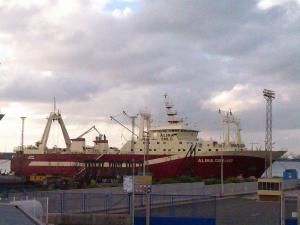 Photo of KAPITAN DEMIDENKO ship