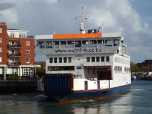 Photo of ST FAITH ship