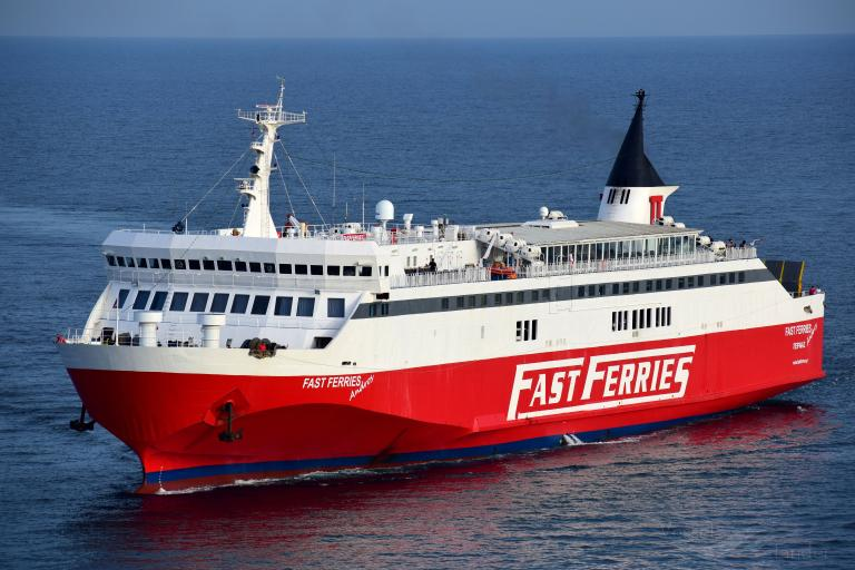 FAST FERRIES ANDROS photo
