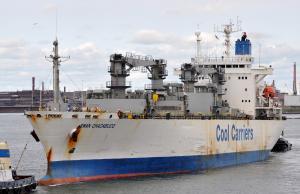 Photo of SWAN CHACABUCO ship