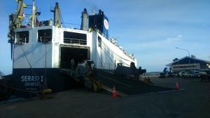 Photo of MV.SERASI 1 ship