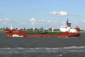 Photo of ALPHA GAS ship